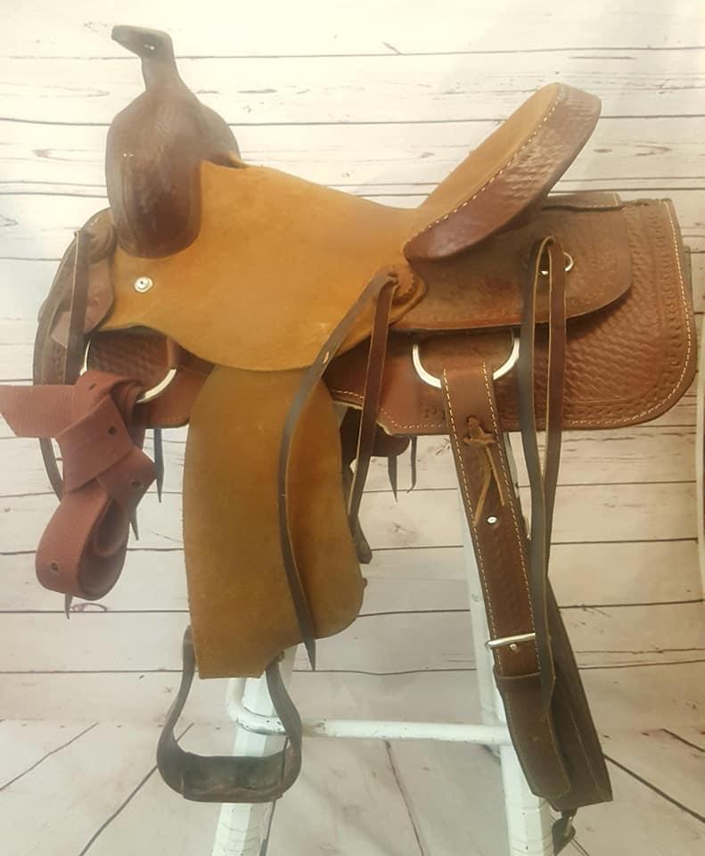Heart Of Texas Saddle