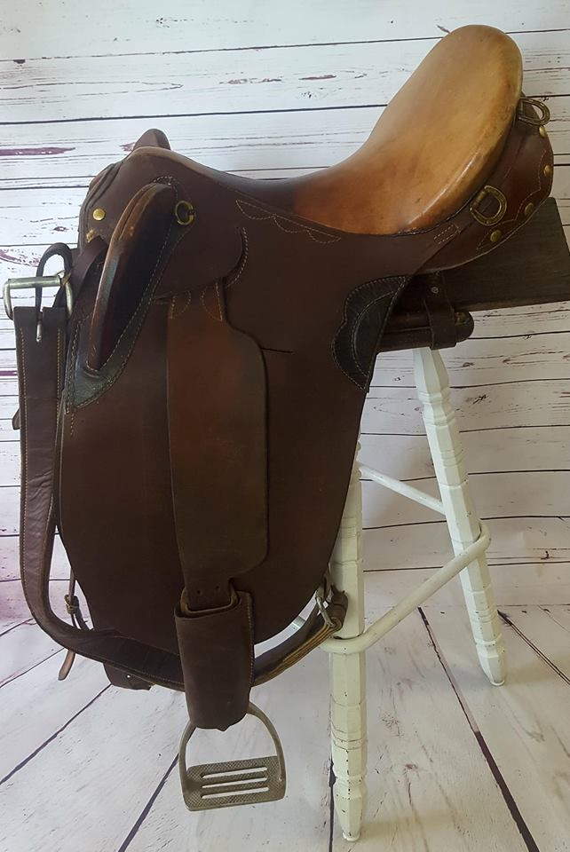 Heart Of Texas Saddle – Tack and Trade Company