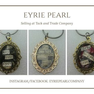 Eyrie Pearl Co Key Chains