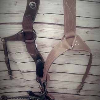 Leather Breast Collar