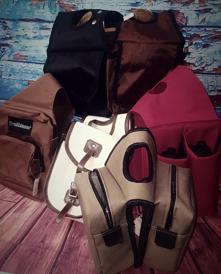 Saddle Horn Bags