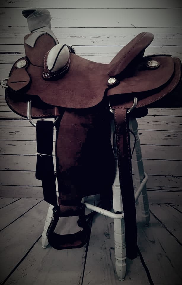Kid & Youth Saddle