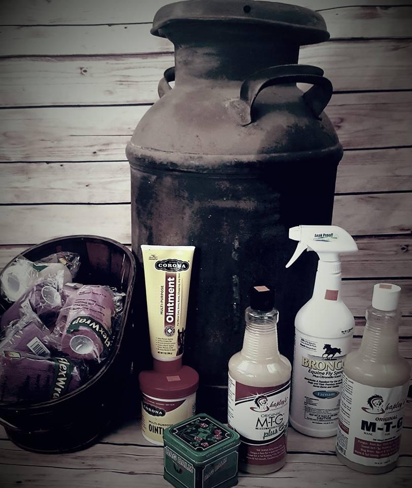 Sprays, Ointment & Wrap